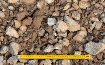 Grave 0/63 concassée calcaire