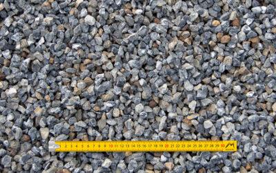 Graviers 10-14 concassés calcaires