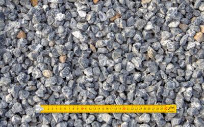 Graviers 16-22 concassés calcaires
