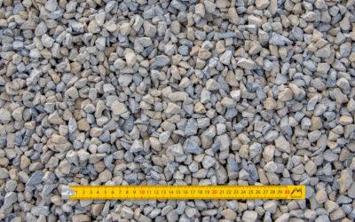 Graviers 6-16 concassés calcaires