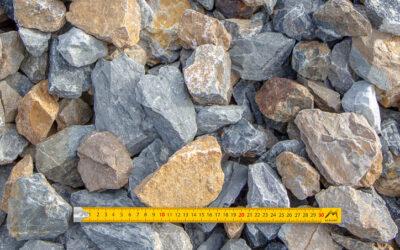 Pierres à gabions 80-200 concassées calcaires