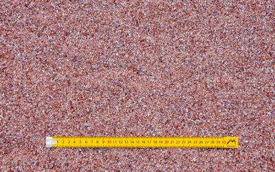 Sable 0-2 concassé lavé marbre rose