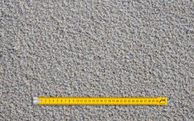 Sable 0-2 concassé lavé quartz blanc