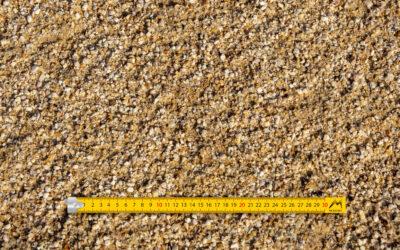 Sable 0-6 concassé fillérisé quartz jaune