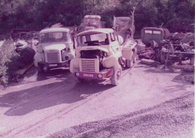 vieux camions