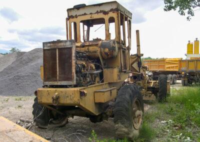 tracteur oldschool