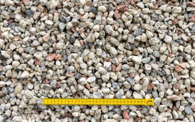 Grave 0/20 béton recyclé