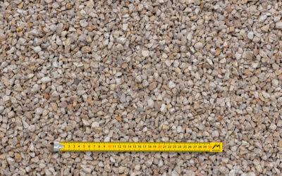 Gravier 4/11 concassé beige Aurignac